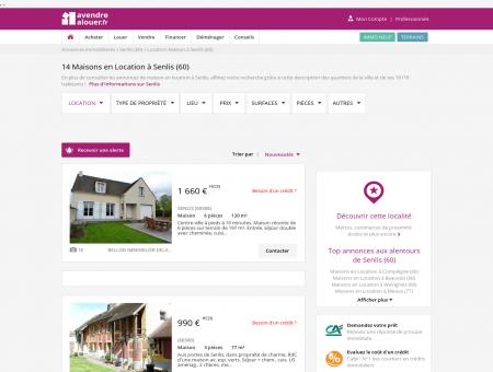 Location Maison Senlis (60) | Louer Maison...