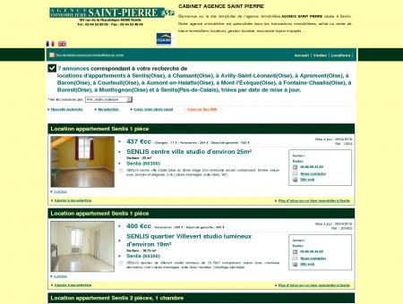 Location Senlis - Vous cherchez un appartement...