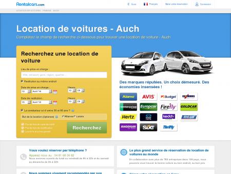 Location Voiture Auch - Les Prix Les Plus Bas Garantis!