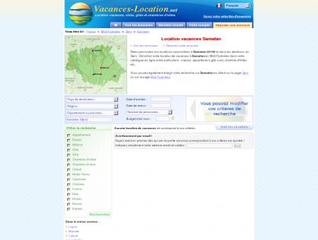 Location vacances Samatan (32130) - Location...