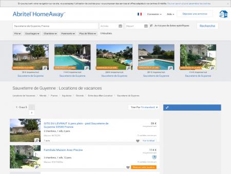 Location vacances Sauveterre de Guyenne :...