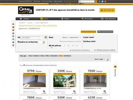Location Appartement à TOURNEFEUILLE...