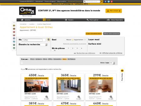 Location Appartement à ORTHEZ (64300) -...
