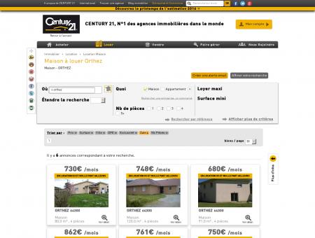 Location Maison à ORTHEZ (64300) - Agence...
