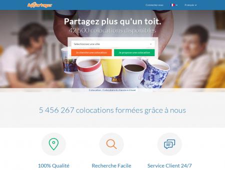 Colocations Appartements - Site de Colocation N°1 en France !