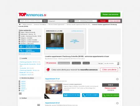 Location appartement Cherbourg-Octeville...
