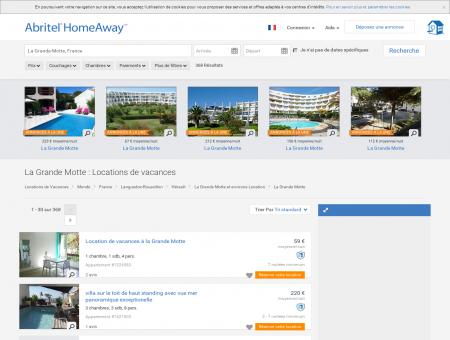 Location Vacances La Grande Motte, location...