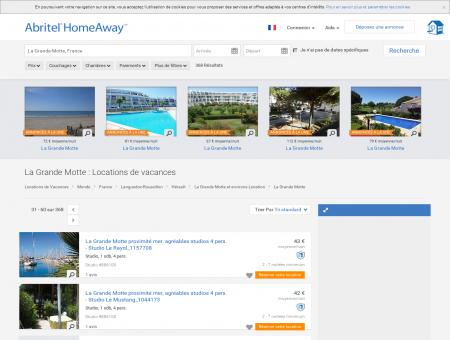 Location vacances à La Grande Motte : toutes...