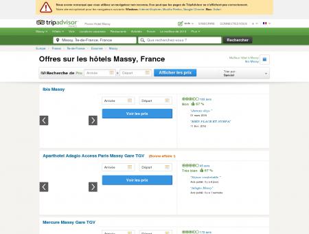 Location Massy - Vous Visitez Massy?