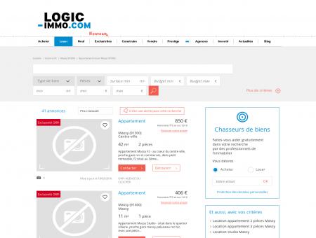 Location Massy | logic-Immo.com