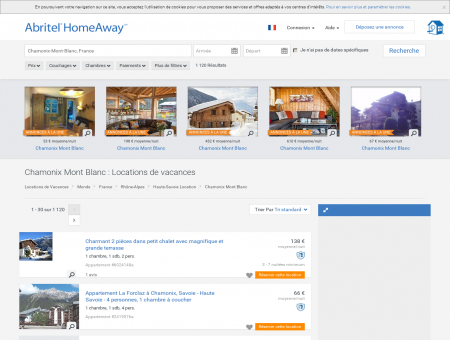 Location Vacances Chamonix, Location...