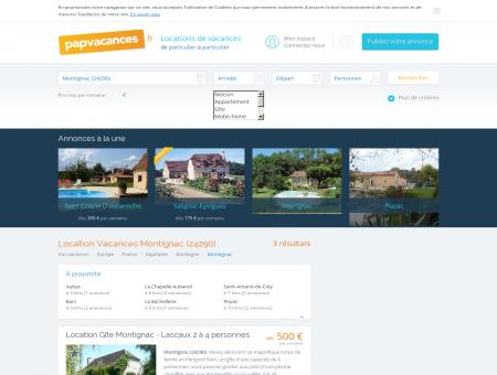 Location Montignac (24290) - Toutes les...