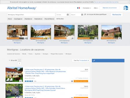 Location vacances Montignac : toutes les...