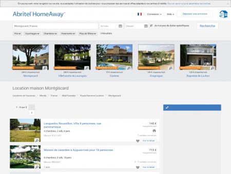 Montgiscard : location maison de vacances |...