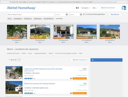 Location vacances Mons, location Mons Herault