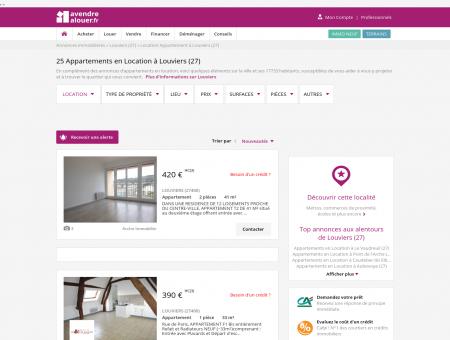 Location Appartement Louviers (27) | Louer...