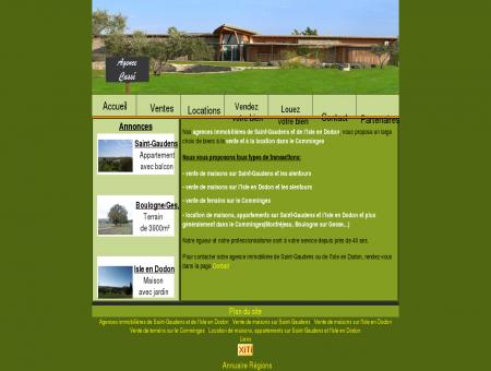 - vente de maisons sur l'Isle en Dodon et les...