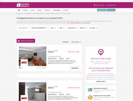 Location Appartement Le Lamentin (972) |...