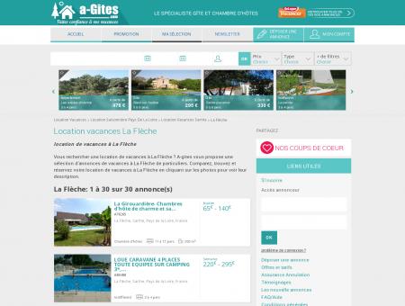 Location vacances La Flèche - Vacances La...