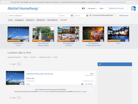 Le Port : location villa de vacances | Abritel