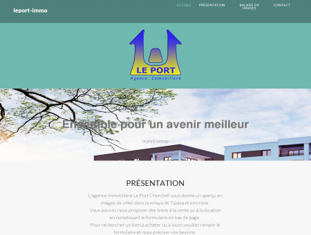 LePort-Immo| Agence immobiliere