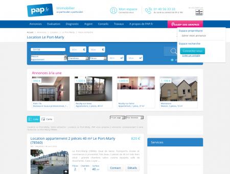 Comparateur De Services Dannonces Immobilières Du Port - Serrurerie le port marly