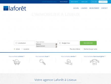 Immobilier à Lisieux - Laforêt - Annonces...