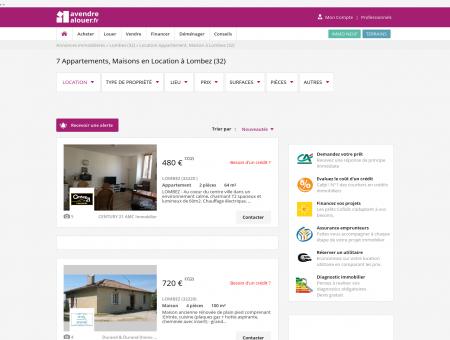 Location Lombez | avendrealouer.fr