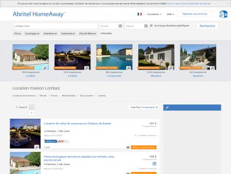 Lombez : location maison de vacances | Abritel