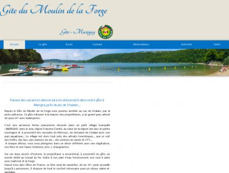 Gite en location, vacances au Lac de Chalain...