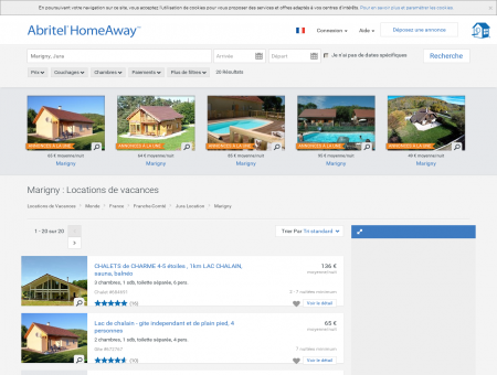 Location vacances Marigny : toutes les...