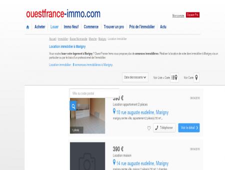 Location à Marigny  Annonces immobilier à...
