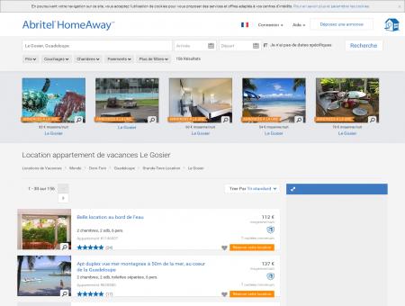 Le Gosier : location appartement vacances,...