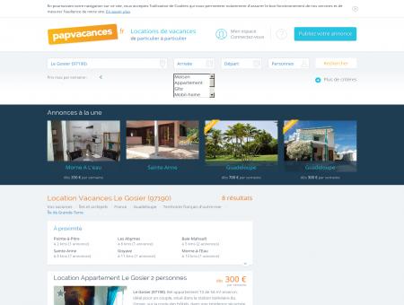Location Le Gosier (97190) - Toutes les...