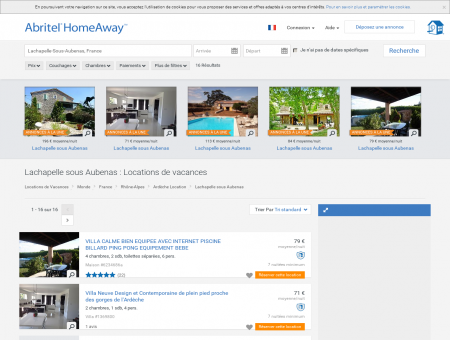 Location vacances Lachapelle sous Aubenas :...