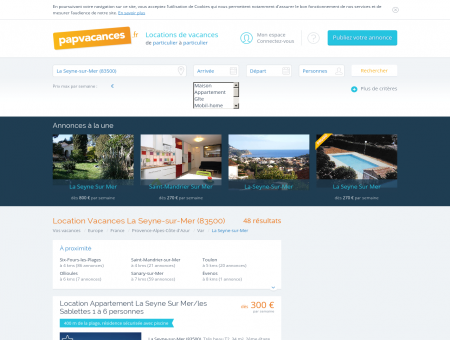 Location La Seyne-sur-Mer (83500) - Toutes...