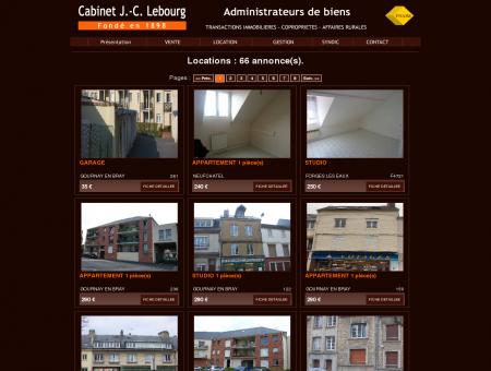 Agence immobilière Forges les Eaux, Gournay...