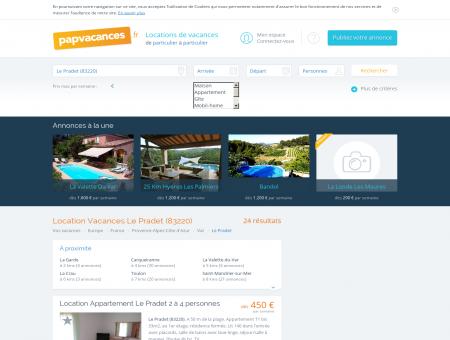 Location Le Pradet (83220) - Toutes les...