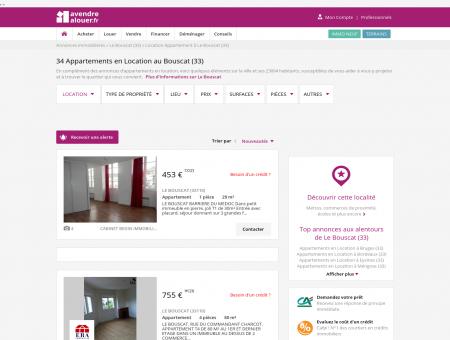 Location Appartement Le Bouscat (33) | Louer...