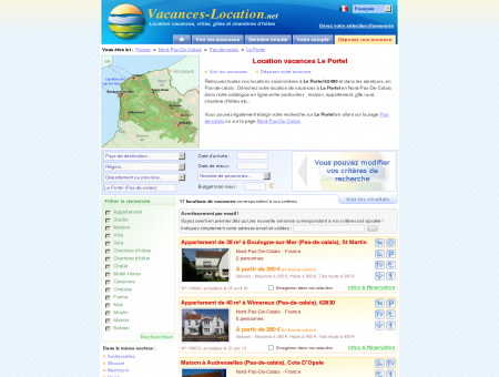 Location vacances Le Portel (62480) -...