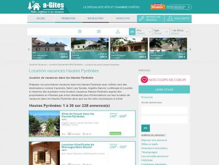 Location vacances Galan - Vacances Galan - A...
