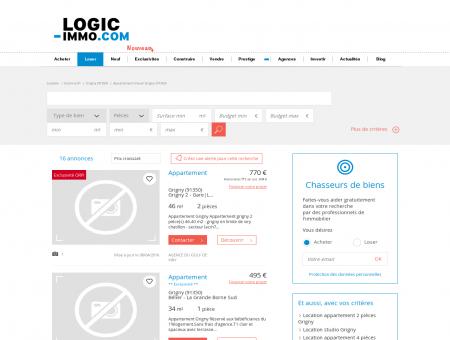 Location Grigny | logic-Immo.com