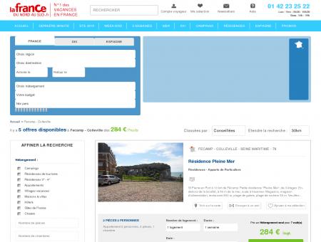 Location Fecamp | laFranceduNordauSud.fr