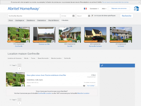Gonfreville : location maison de vacances  ...
