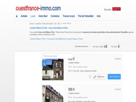 Location Maison à Flers : louez votre Maison à...