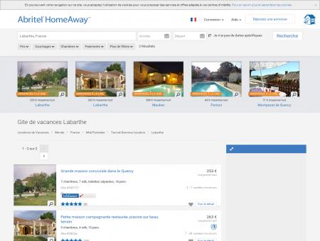 Labarthe : location gite vacances | Abritel