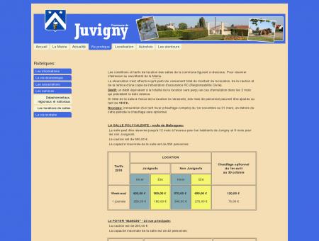 Juvigny - Vie Pratique