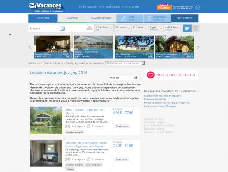 Location Vacances Juvigny - Locations...