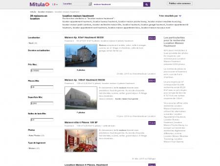 Location Maison Hautmont | Mitula Immobilier