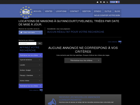 Location Guyancourt | europeimmoconseil.com